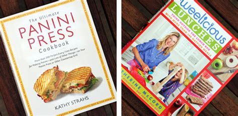 Costco Cookbook Giveaway - this week for dinner giveaway winners the ultimate panini press cookbook and