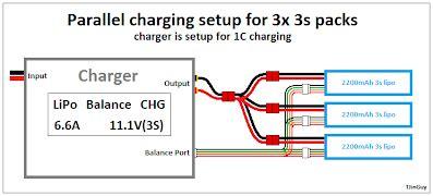 parallel charging tjintech