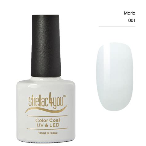 nagellack uv le shellac4you uv led nagellack ihr nr 1
