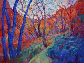 Landscape Mosaic Definition Landscapes Transformed Into Mosaics Of Color By Erin