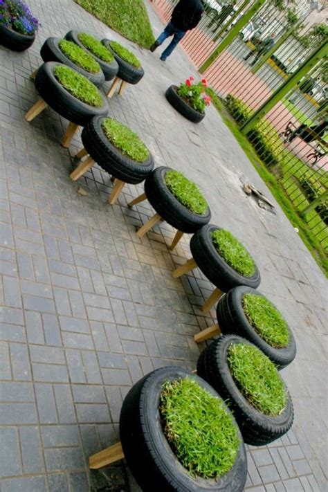 planter design 15 excellent diy backyard decoration outside