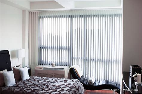 modern bedroom blinds custom vertical blinds by alluring window nyc modern bedroom new york by