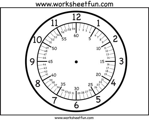 printable paper clock dials clock faces free printable clock faces with variations