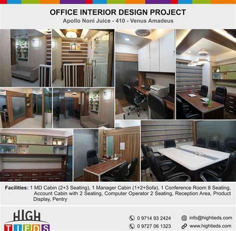 School Of Interior Design Ahmedabad by 1100 Square Corporate Office Interior Design Project