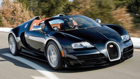 bugatti veyron  grand sport autobildde