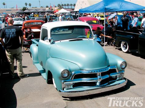 first chevy 1955 first series chevy gmc pickup truck brothers