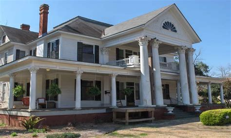 southern colonial home column design southern colonel farm