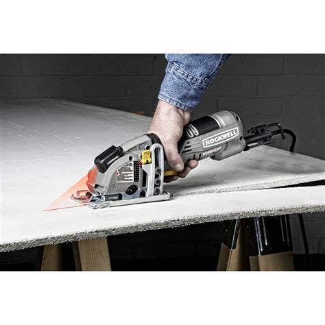 rockwell versacut rk3440k mini circular saw review tools in rockwell rk3440k versacut mini circular saw kit with laser