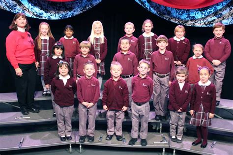 michael row the boat ashore children s choir st stanislaus school bell choir together in song