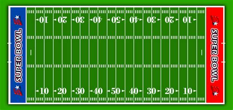 Photo American Football Field Diagram Images Clipart American Football Field Diagram