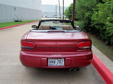 1997 chrysler sebring convertible for sale 1997 chrysler sebring convertible for sale