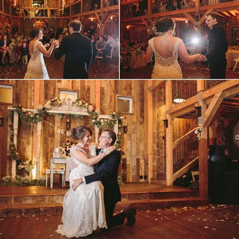 Art Deco Wedding Gambrel Barn   Verona, Missouri Photos by