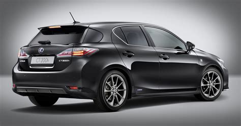 lexus ct200h used lexus ct200h f sport variant launched rm207k