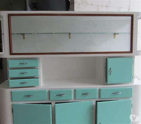 mobili anni 50 usato credenza vintage cod 19881 anni 50 bicolore in vendita