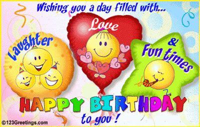 Animated Happy Birthday Wishes For Happy Birthday Farhanali2010 Xcitefun Net