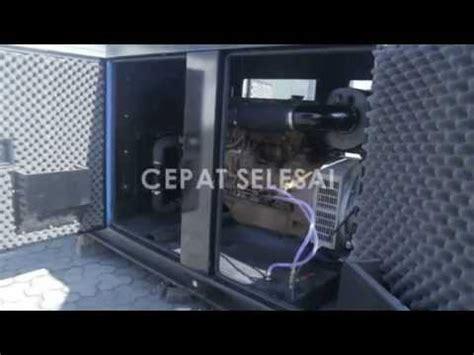 Genset Hyundai 5000 genset faw doovi