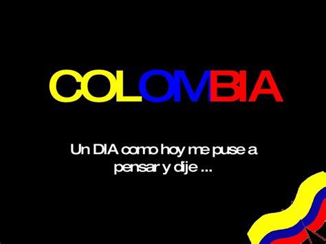 Phone Lookup Colombia Porque Amamos A Colombia