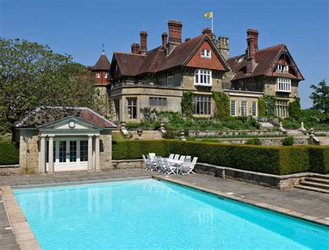 big houses with pools for sale cowdray park house is the home of polo but at 163 25m you ll need a mint to buy it