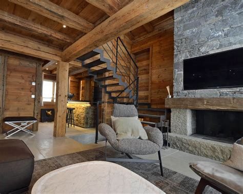 Déco Chalet Moderne by Deco Style Chalet Moderne Finest Chalet Davos Book This