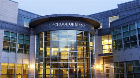 Umass Mba Ranking by Isenberg School Of Management S Mba Ranked 9th In
