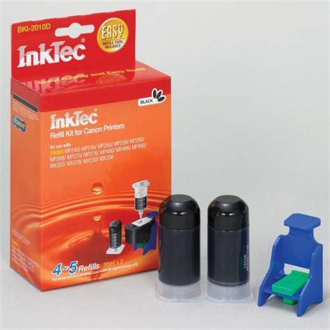 Tinta Pg 810xl bki 8420d kit de recarga de tinta negra para canon