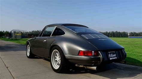 1980 Porsche Bisimoto 911br Set For Auction