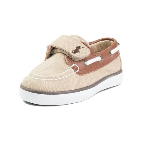 toddler sander ez casual shoe by polo ralph