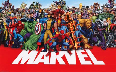 Marvel Superheroes Wallpapers   Wallpaper Cave