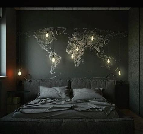 black wallpaper for bedroom walls 27 stylish bedrooms with black walls digsdigs