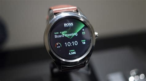 Smartwatch Kesehatan fossil hugo and hilfiger announce new smartwatches android community