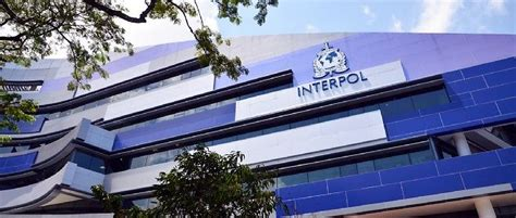 siege interpol interpol cr 233 e 224 singapour quot wikip 233 dia des cyberflics