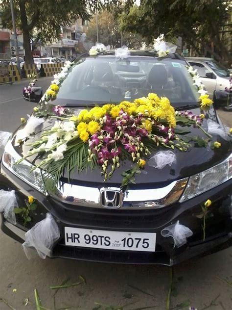 wedding car flower decoration 1 flower n petals