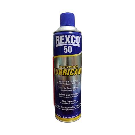 Pelumas Wd Jual Rexco 50 Multi Purpose Lubricant Pelumas Wd 40