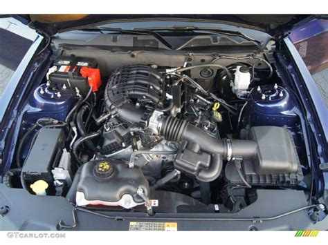 2012 ford mustang v6 coupe 3 7 liter dohc 24 valve ti vct