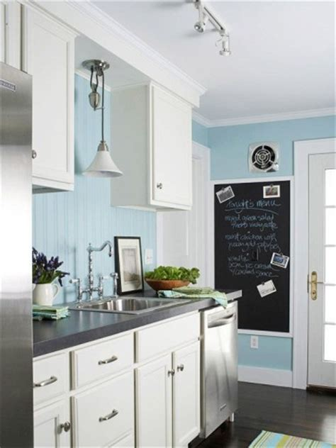 Light Blue Kitchen Ideas 10 Ways To Use Blue Paint Colors Blue Color Of The Year