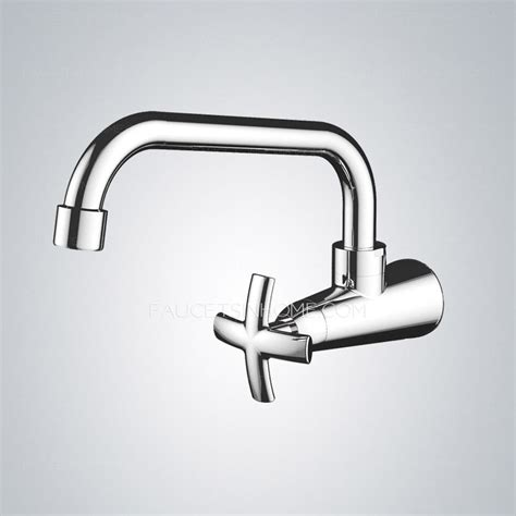 Modern Wall Mounted Bathroom Faucets Modern Wall Mount Rotatable Bathroom Sink Faucets
