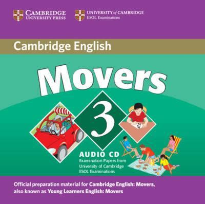 cambridge english movers 1 1316635945 cambridge young learners english tests movers 3 audio cd