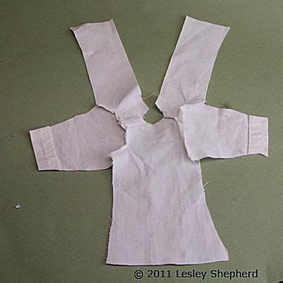 pattern making lab sew a lab coat for any size or shape of doll