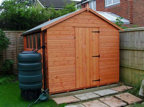 shed installation cousins conservatories garden buildings 10 x 8 super