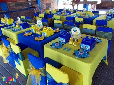 themed party hire minions themed party cape town the party b kids party