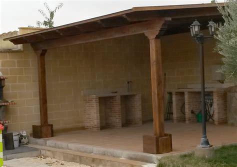 porches de madera porches de madera simple porche de madera adosado with