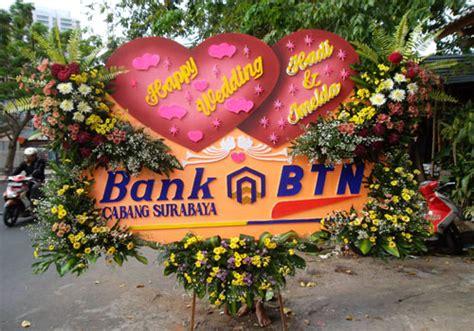 papan ucapan selamat bahagia florist surabaya