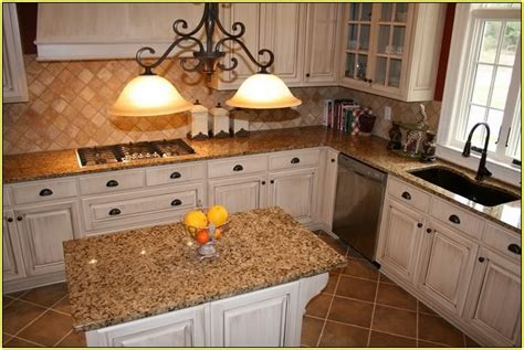 Brown Countertops White Cabinets by White Or Brown Kitchen Cabinets Two Tone Kitchen