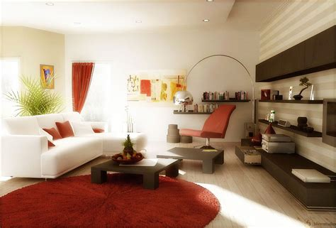 bedroom and living room in one space rust red white living room furniture designs furniture