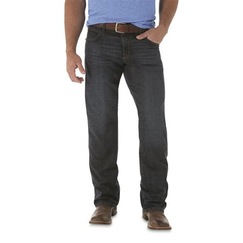 boot cut khakis mens wrangler s retro relaxed fit boot cut 676601