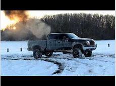 Duramax blowing smoke - YouTube Lifted Duramax Diesel Blowing Smoke