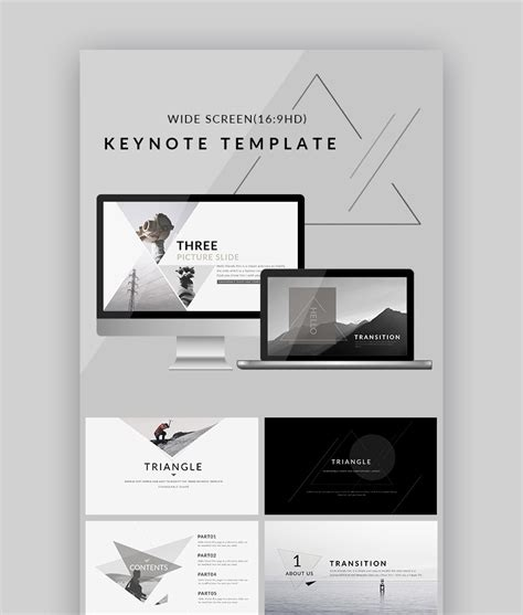 15 Best Keynote Presentation Templates For Mac Users Keynote Template Design