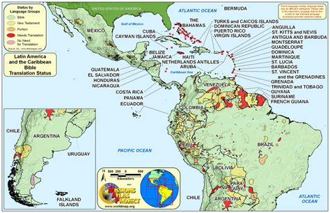 america resources map world map america and caribbean