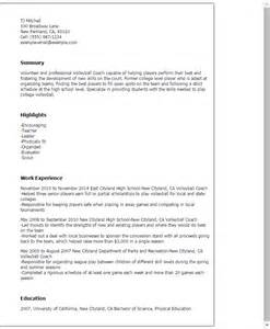 coaching profile template professional coach templates to showcase your