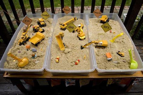 Sand Table Ideas Bits 126 Construction Part 1 The Details